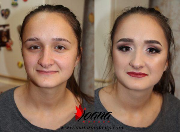 Machiaj Profesional In Bucuresti Ioana Makeup Artist